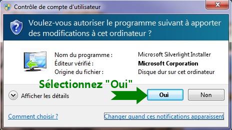 Maintenant, réessayez d'installer Microsoft Silverlight. Solution 2: Désinstallation des versions antérieures de Microsoft Silverlight Assurez-vous que tous les navigateurs Web sont fermés (Internet Explorer, par exemple).
